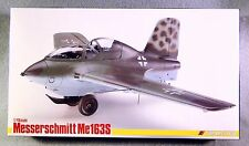 Trimaster 1/48 Messerschmitt Me 163S Komet *Vintage* Multi-Media Model Kit