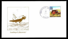 1990 LANDING DISCOVERY STS-31 - EDWARDS AFB, CA - U.S. #2434 FRANKING (ESP#3112)