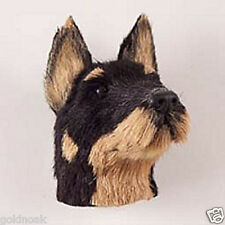 (1) DOBERMAN PINCHER DOG MAGNET! Very realistic collectible fur refrig. Magnets.