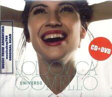 CD + DVD SET LODOVICA COMELLO UNIVERSO DELUXE EDITION SEALED NEW 2013 VIOLETTA