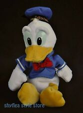 Disney Cruise Line Donald Duck Plush Stuffed Animal Vacation Bean Bag Toy Soft
