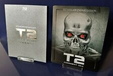 TERMINATOR 2 JUDGEMENT DAY STEELBOOK KIMCHIDVD EXCLUSIVE *
