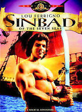 Sinbad of the Seven Seas (DVD, 2005)