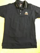 """M-AUDIO """"MIDIMAN"""" BLUE """"FRUIT OF THE LOOM"""" COLLARED SHIRT, NEVER WORN, ONE OWNER"""