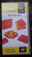 Cricut Cartridge Mini Books NEW Not Linked Scrapbooking Paper Piecing