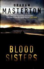 Blood Sisters by Graham Masterton (2016, Hardcover)