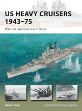 Osprey New Vanguard 214 US Heavy Cruisers 1943-1975 Wartime and Post-war class