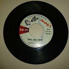 KENTUCKY BOPPER (COUNTRY) 45 RPM RECORD - TAYLOR PORTER - JANET 26-60