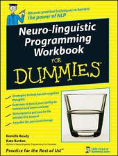 Neuro-linguistic Programming For Dummies by Kate Burton, Romilla Ready.