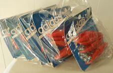 NOS vintage Eddy Merckx Adidas red shoe cleat plate 70's-80's NIP 5 packs 57us