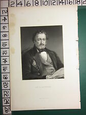 c1830 ANTIQUE PRINT ~ SIR H. POTTINGER