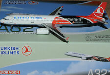 "Dragon wings 1/400 Airbus a321 turkish Airlines ""Euroleague"""