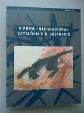 V Premi Internacional Catalonia D'Il Lustracio Kunst Malerei