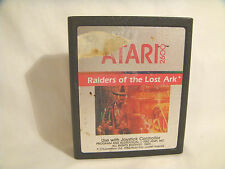 Raiders of the Lost Ark - Atari 2600 - game only!