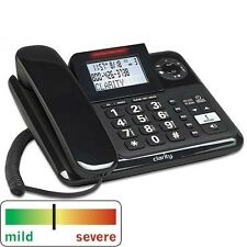 Clarity E814 Amplified Phone- Hard of Hearing - Low Vision - Hearing Loss