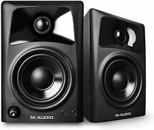 M-Audio av32 attivo Powered studio Desktop Reference monitor dagli altoparlanti COPPIA