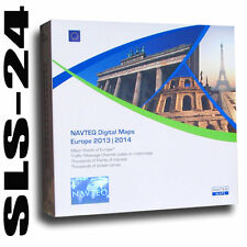EUROPA Navi Software CD Navigation 2014 Kia Ceed Hyundai i30 Turn by Turn VW BMW