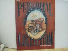 Personal Collection Painting Book -O'Keefe, Blackjack Cards, Fruits, Birds, Chef