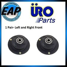 For BMW 3,5,6 Series M3 M5 E30 E34 E24 Pair Front Strut Mount with Bearing NEW