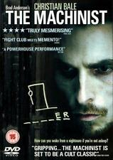 The Machinist (DVD / Christian Bale / Brad Anderson 2004)