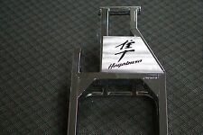 Suzuki Hayabusa 360 Wide Tire  Swingarm Top Show Cover Plate