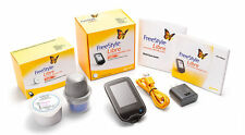 Freestyle Libre Starter Kit 1 Reader & 1 Sensor New/Sealed + FREE INT. SHIPPING