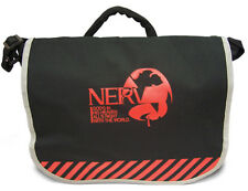 **License Bag** Evangelion EVA New Movie NERV Logo Messenger Backpack #11085