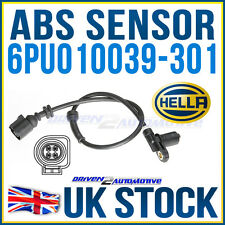 HELLA ABS WHEEL SPEED SENSOR FITS FORD GALAXY (WGR) 2.3 16V 01.97-05.06