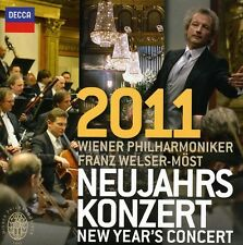 Franz Welser-M st, F - New Year's Day Concert 2011 [New CD]