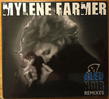 Mylene Farmer Bleu Noir REMIXES CD -  NEW