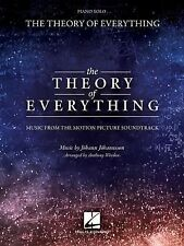 The Theory of Everything: Music from the Motion Picture Soundtrack, Weeden, Anth