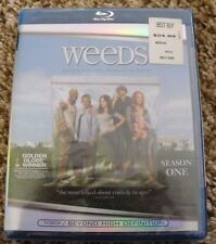 Weeds  Complete 1st First Season 1 One  BRAND NEW BLU-RAY