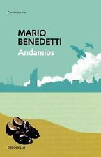 ANDAMIOS by Mario Benedetti (2015, Paperback)