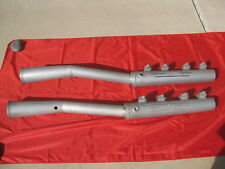 Pair Edelbrock Exhaust Water Logs M5 With OT's Ford 390-427-428 V-drive Boat