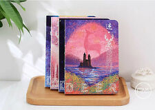 Cute Mystery Deer Blank Paper Diary Notebook Journal Planner Sketchbook Notepad