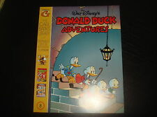 CARL BARKS LIBRARY - WALT DISNEY'S DONALD DUCK ADVENTURES #8 - Gladstone Album