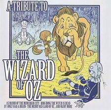 Tribute To The Wizard Of Oz, A CD NEW