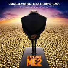 DESPICABLE ME 2 - SOUNDTRACK CD - NEW / SEALED - PHARRELL WILLIAMS HAPPY
