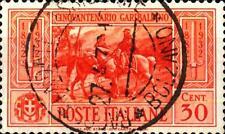 ITALIA - Regno - 1932 - Cinquantenario della morte di Giuseppe Garibaldi. 30 c.