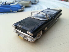 BROOKLIN MODELS N 25 PONTIAC BONNEVILLE 1958