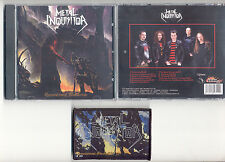 METAL INQUISITOR - Unconditional absolution ULTIMATE CD & PATCH!!