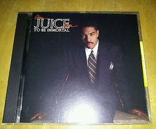 ORAN JUICE JONES  ---- TO BE IMMORTAL --  RARE R&B CD ALBUM  ---