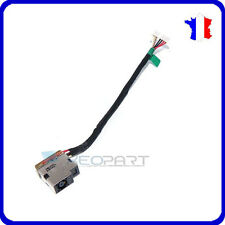 Connecteur alimentation HP  15-ac003nx   conector  Dc power jack