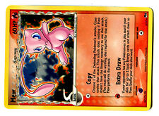 PROMO POKEMON POP Serie 5 N°  3/17 MEW ERROR HOLO