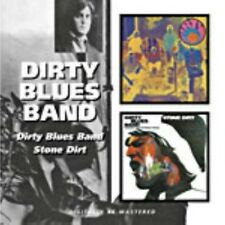 Dirty Blues Band - Dirty Blues Band / Stone Dirt [New CD] Rmst