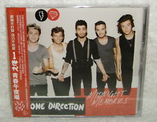 One Direction Midnight Memories 2014 Taiwan CD w/OBI (Rock Me C'Mon, C'Mon )