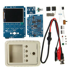 DIY 200KHz DS0150 15001K DSO-SHELL Digital Oscilloscope Kit With Housing 12Bit