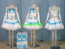 Stocking Cosplay (Angel) from Panty and Stocking with Garterbelt any size dress