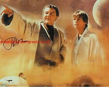 Phil Brown - Deceased - Uncle Owen Star Wars A New Hope Autograph UACC RD96