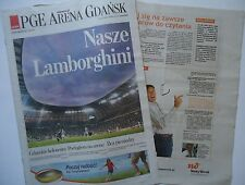 Newspaper LS 6.9.2011 POLONIA POLSKA-Germania